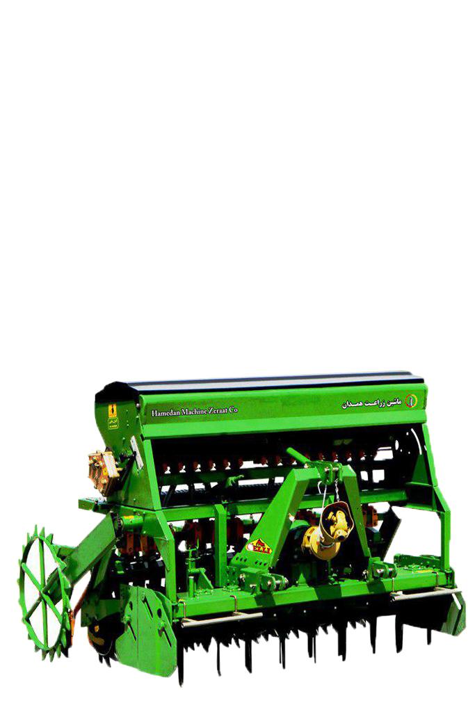 کمبینات مکانیکی 15 و 17 و 19 و 24 ردیفه با گیربکس 4 سرعته و تک سرعته