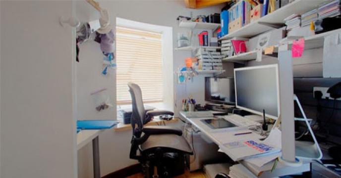 چگونه دفتر کار منظمی را داشته باشیم
