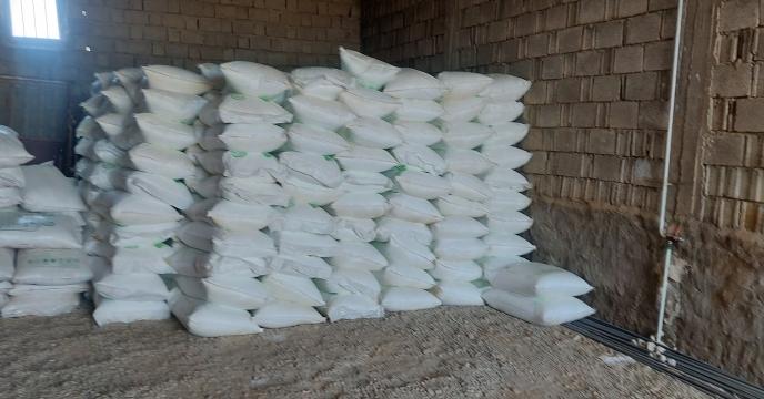تأمین و توزیع ۴۸ تن انواع کود شیمیایی در شهرستان کنگان
