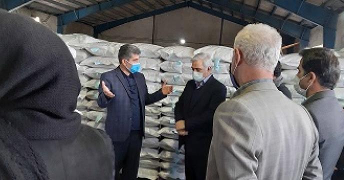 تقدیر معاونت زراعت وزیر جهاد کشاورزی از شرکت خدمات حمایتی کشاورزی استان گیلان