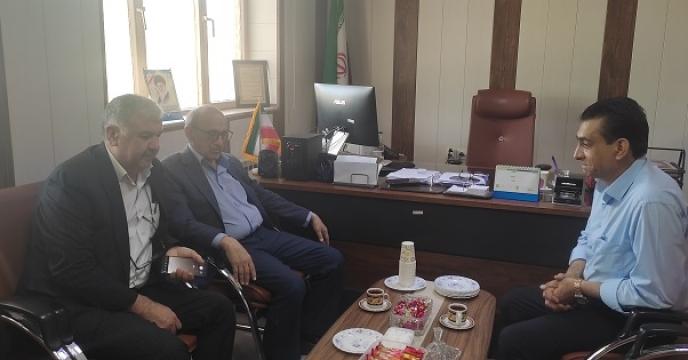 نشست با نماینده کارگزاران شهرتانهای تابعه استان