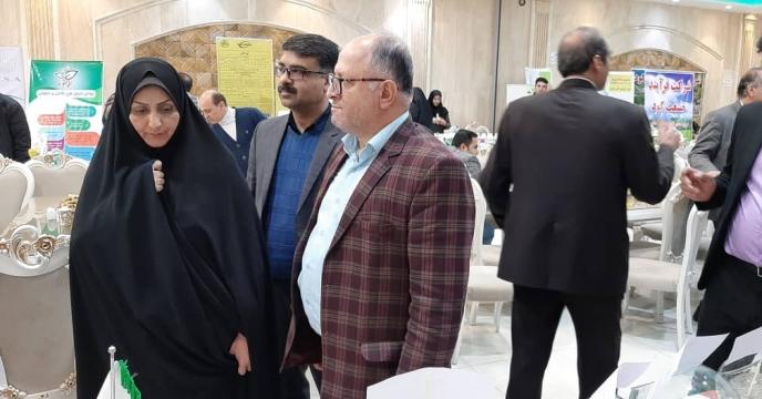 برگزاری دومین همایش ترویجی معرفی سبد محصولات شرکت خدمات حمایتی کشاورزی در استان قزوین با حضور ریاست سازمان جهاد کشاورزی استان