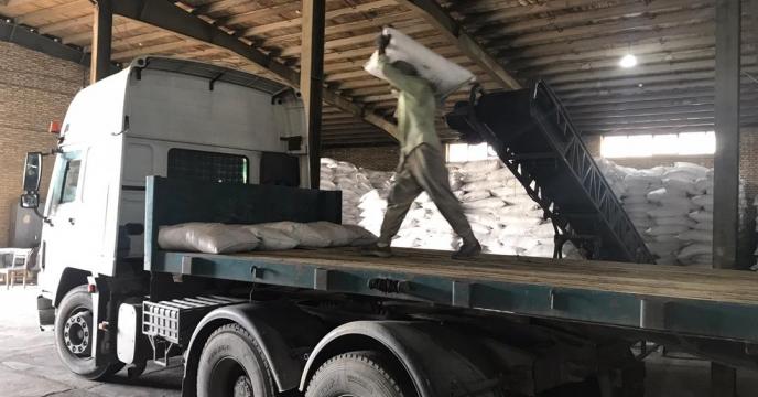 تامین و ارسال مقدار 600 تن انواع کودهای شیمیایی به شهرستان چالدران