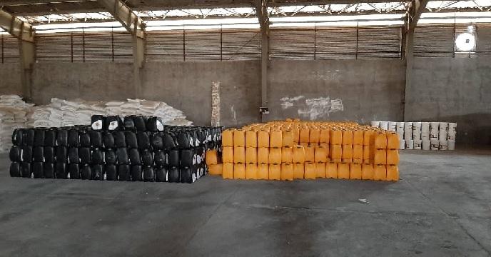 توزیع کود مایع بذر مال در استان خوزستان