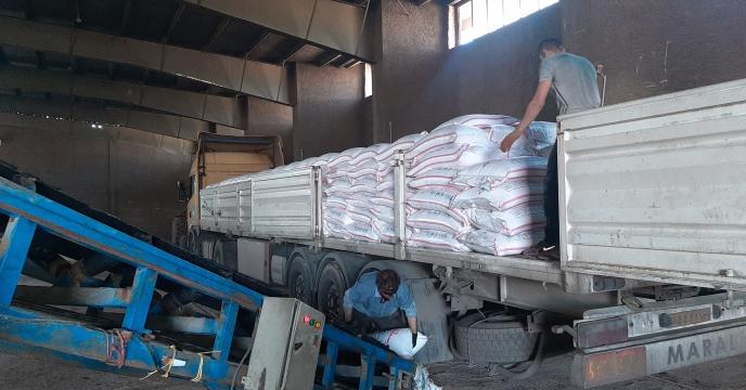 تأمین 2200 تن کود ازته در استان قزوین