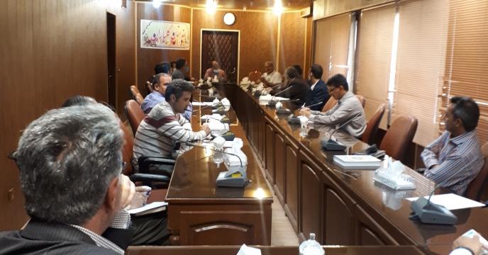 جلسه کمیته تغذیه گیاهی استان کرمان برگزارشد