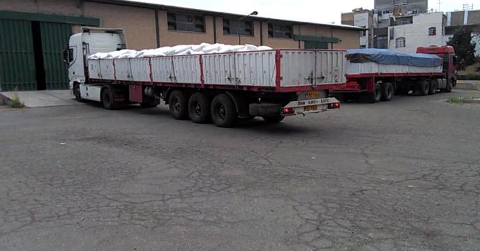 توزیع کودهای فسفاته و پتاسه در شهرستان ساوجبلاغ