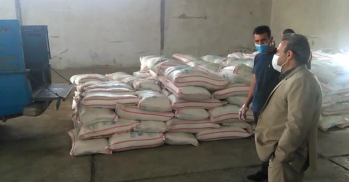 بازدید از کارگزاران توزیع نهاده های کشاورزی شهرستان فردیس