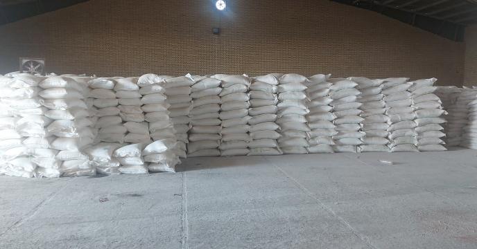 تأمین ۲۵ تن کود شیمیایی اوره در روستای کره بند شهرستان بوشهر