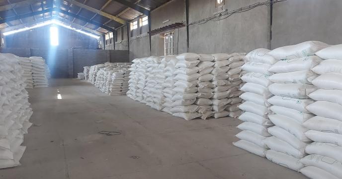 تأمین و توزیع ۴۶۰ تن انواع کود شیمیایی در شهرستان دیلم