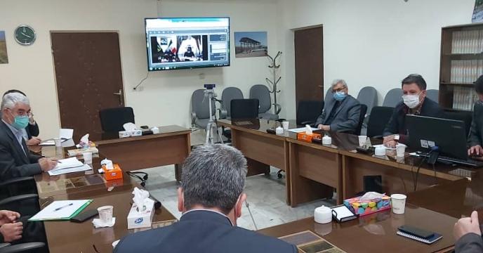 برگزاری جلسه در خصوص صدور کشاورز کارت در استان اذربایجان شرقی