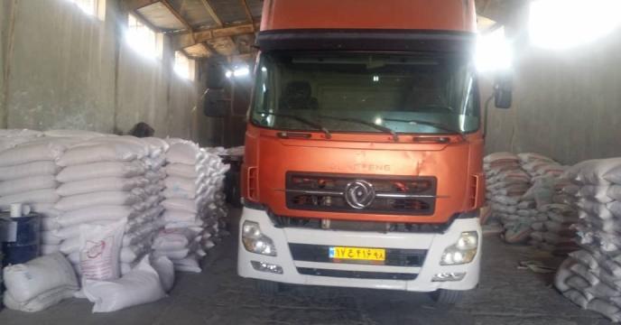 میزان مصرف کود سولفات پتاسیم در شهرستان سرابله