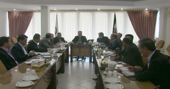اولین جلسه هیئت منتخبین شورای نمایندگان کارگزاران نهاده های کشاورزی شرکت خدمات حمایتی کشاورزی با حضور 6 نفر نماینده از سراسر کشور برگزار گردید .