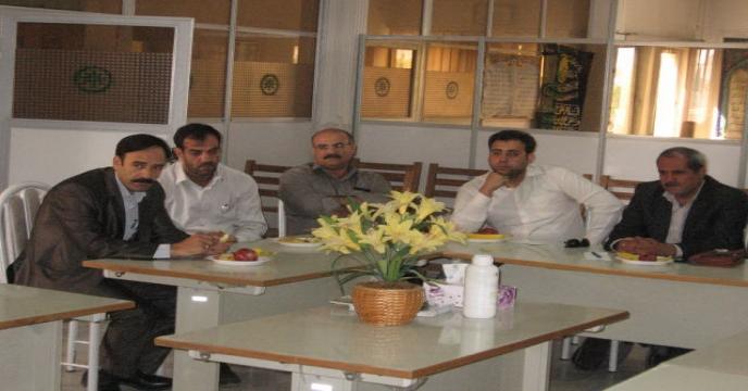 برگزاری جلسه توجیهی عرضه بذر کلزا برای کارگزاران