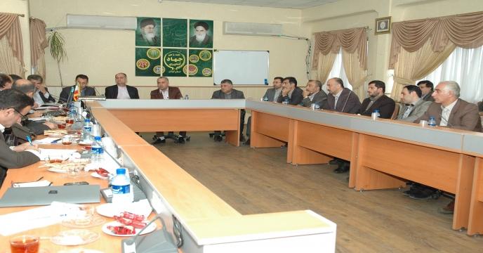 شورای مدیران جهاد کشاورزی استان گیلان