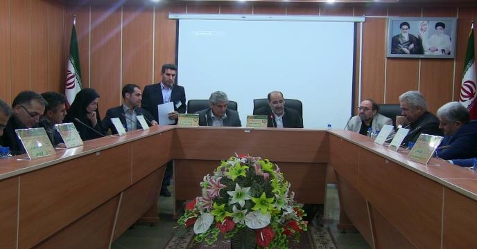 كلاس آموزشي با محوريت مباحث مالي و حسابداري در خرم آباد برگزار شد.