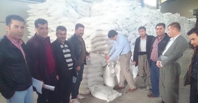 کارگاه آموزشی نمونه برداری از کودهای وارداتی در آذربايجان غربی