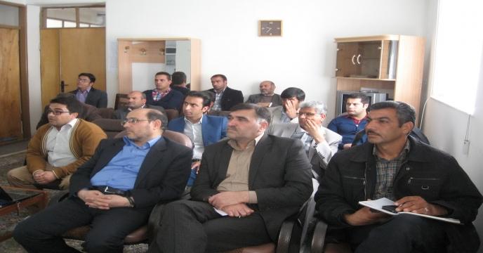 گزارش برگزاری کلاس آموزشی در خراسان جنوبی
