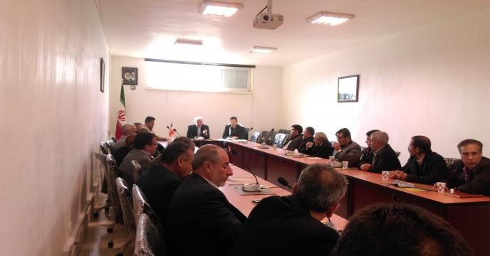 برگزاری جلسه استقرار نظام کنترل کیفی و تضمین کودهای شیمیایی