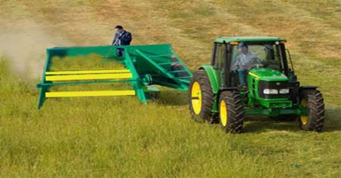 اعتبار 1200 میلیاردی برای مکانیزاسیون کشاورزی
