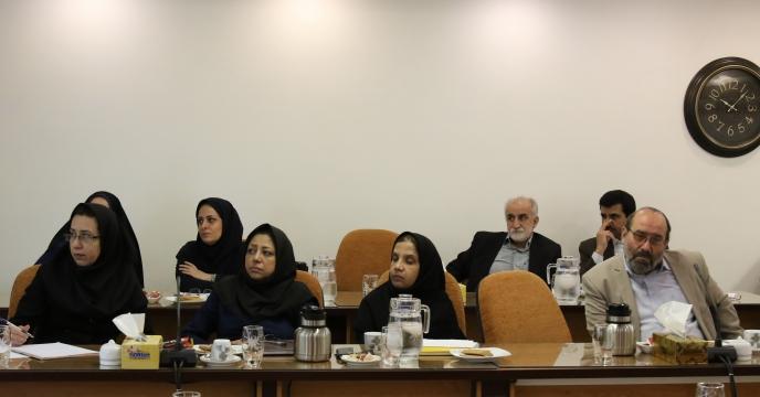 برگزاری دوره آموزشی نظام رسيدگی به تخلفات اداری