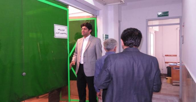 دیدار نماینده مردم ساری در مجلس از شرکت خدمات حمایتی کشاورزی مازندران