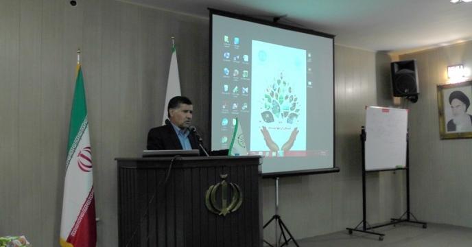 برگزاری گردهمایی کارگزاران شرکت خدمات حمایتی کشاورزی خراسان رضوی
