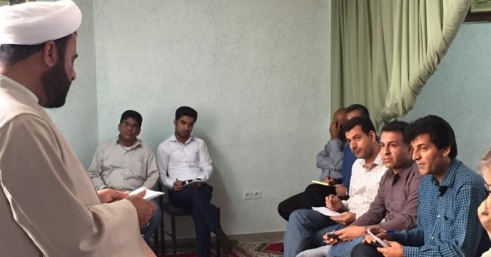 گزارش تصویری از برگزاری کلاس خانواده پویا