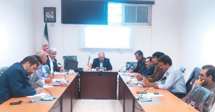 جلسه هماهنگی تشکیل باشگاه کشاورزان استان لرستان برگزار شد
