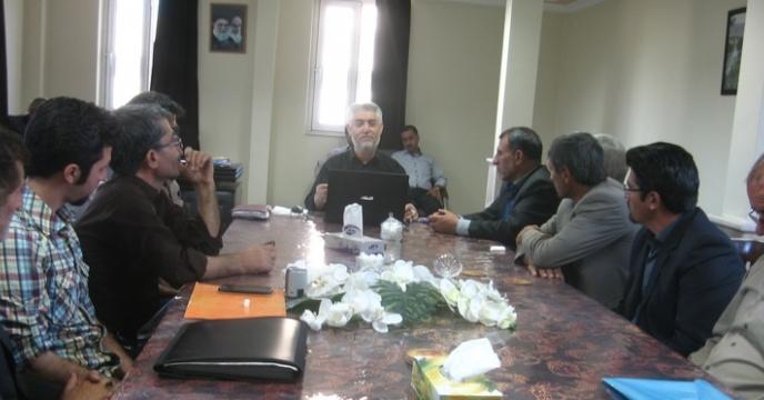 برگزاری كارگاه آموزشی در تبريز