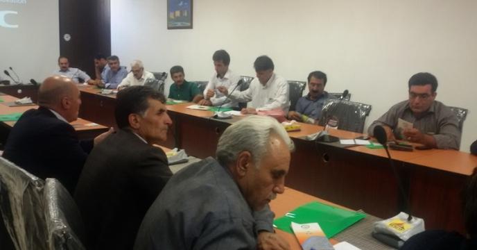 کلاس آموزشی کودهای ریز مغذی در خرم آباد