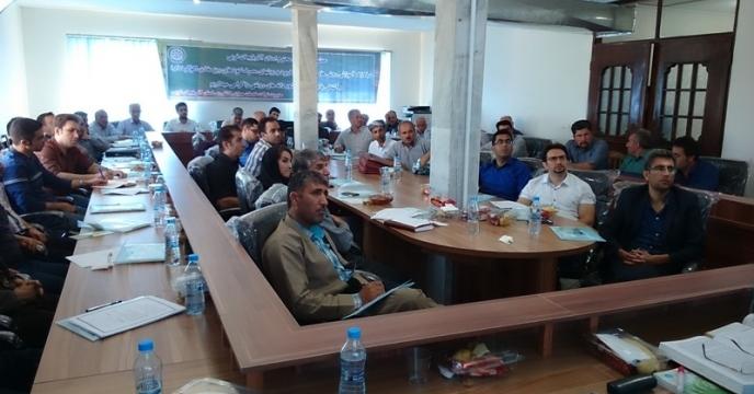 برگزاری گارگاه آموزشی در اروميه
