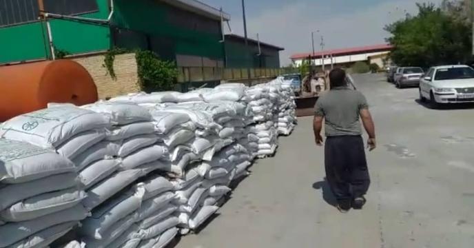 استاندارد سازی وزن کیسه های کود شیمیایی در انبارهای سازمانی استان ایلام
