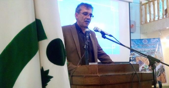 سمينار آموزشی  شركت خدمات حمايتی كشاورزی استان اصفهان