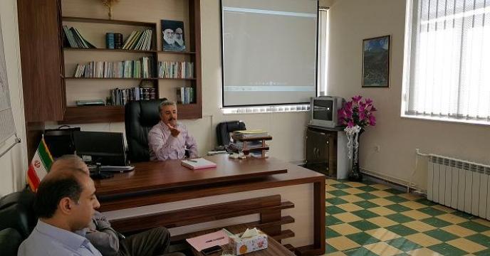 گزارش برگزاری دوره آموزشی شرکت خدمات حمایتی کشاورزی استان کردستان