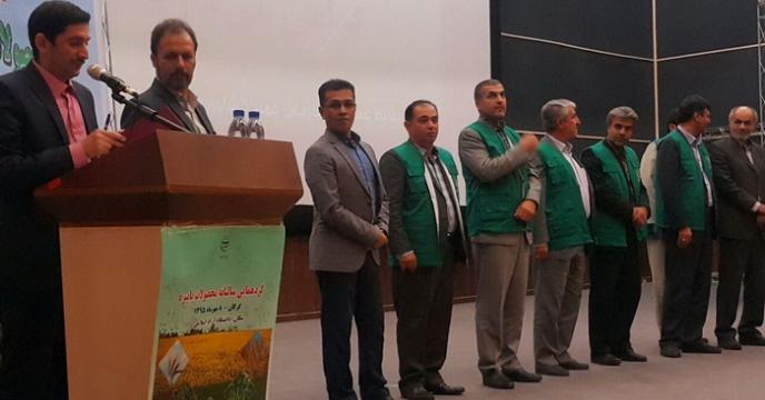 باشگاه کشاورزان در گلستان افتتاح و راه اندازی شد