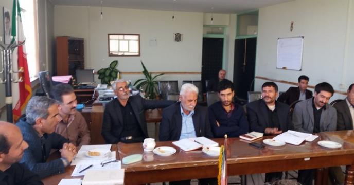 جلسه برنامه ریزی کشت های پاییزه در شهركرد برگزار شد.