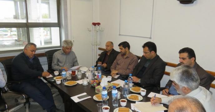 هفتمین نشست شورای هماهنگی و برنامه ریزی شرکت خدمات حمایتی کشاورزی مازندران