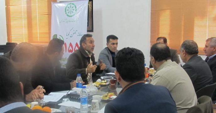 آسيب شناسی توزيع كودهای شيميايی در استان گلستان