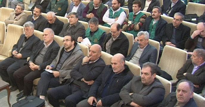 نخستين همايش طرح پهنه بندی مروجين كشاورزی استان آذربايجان شرقی برگزار شد.