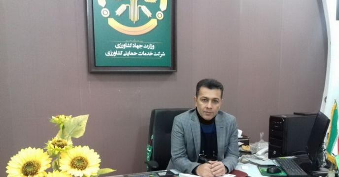 مجتمع تولید بذر شرکت خدمات حمایتی کشاورزی استان گلستان