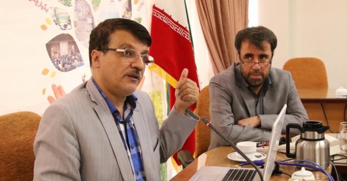 كارگاه آموزشی حفاظت گفتار در ستاد شركت خدمات حمایتی كشاورزی