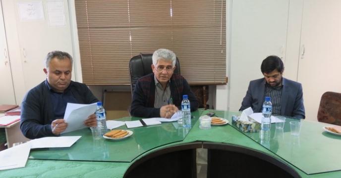 نشست شورای هماهنگی و برنامه ریزی شرکت خدمات حمایتی کشاورزی مازندران