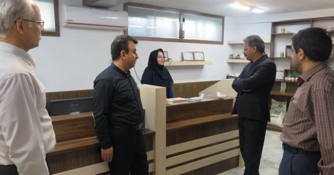 بازدید مدیر هماهنگی ترویج کشاورزی از باشگاه کشاورزان مازندران