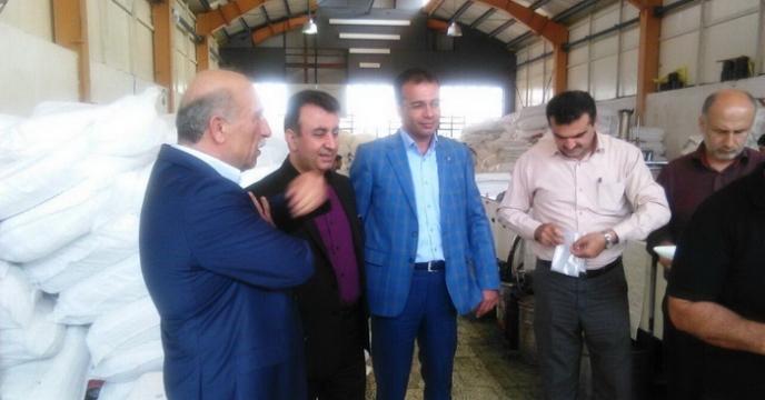 تولید بیش از 350 هزار تخته کیسه مخصوص نگهداری کود در مازندران
