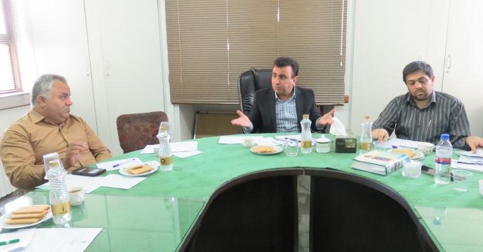صورتجلسه سومین جلسه شورای هماهنگی و برنامه و نشست اتاق فکر 27-4-96