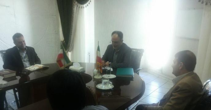 گزارش سفر جناب آقای مهندس رسولی مدیرعامل محترم شرکت به استان فارس