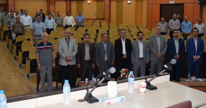 برگزاری همایش انتقال دانش فنی مصرف کود های کشاورزی شرکت خدمات حمایتی کشاورزی در گلستان