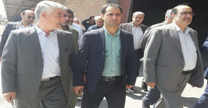 بازديد جناب آقاي مهندس منصوري و هيئت همراه از استان آذربايجان شرقي