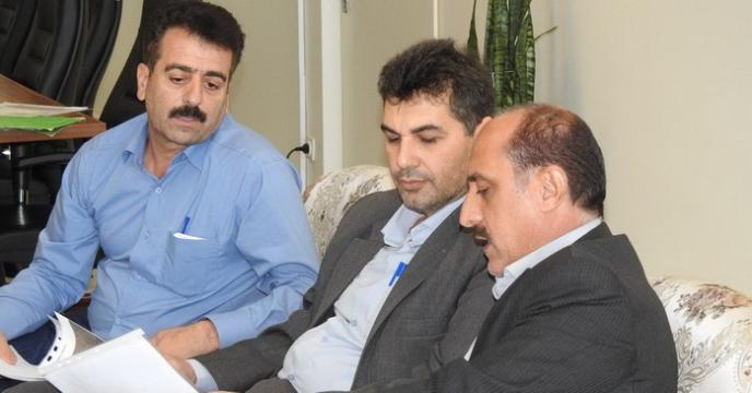 ادامه بازدیدهای ادواری اعضاء محترم هیئت مدیره از مدیریتهای استانی